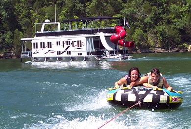 Tubing Dale Hollow