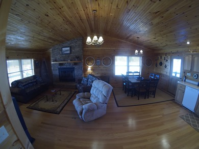Anglers Cove - Dining Room