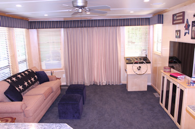 Freedom Living Room East Port Marina