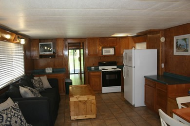 Houseboat Dream Cruzin Kitchen Dale Hollow Lake