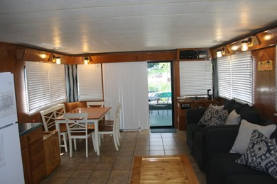 Houseboat Dream Cruzin Living Room Dale Hollow Lake
