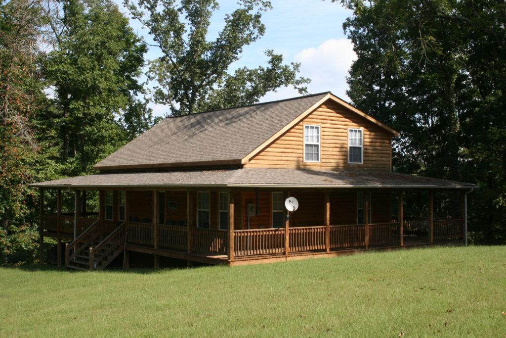 Lake house, Dale Hollow Lake, East Port Marina, Tennessee