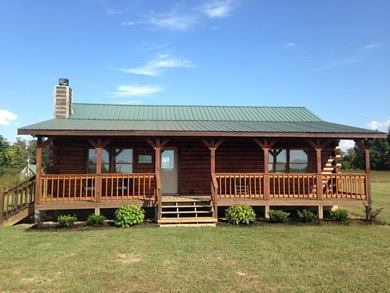 Log Cabin Anglers Cove Front Dale Hollow Lake