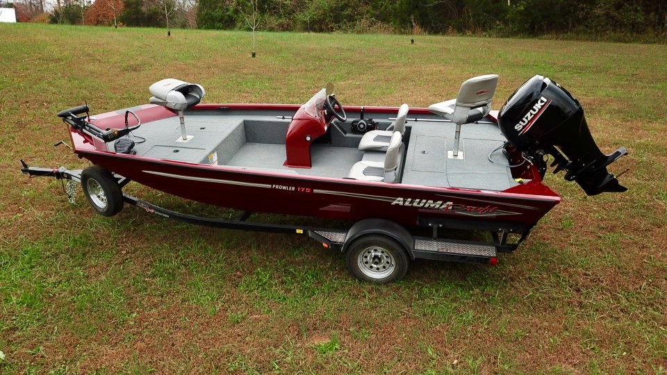 Alumacraft, East Port Marina, Dale Hollow Lake, Bass Fishing, Rental Boats
